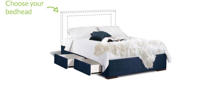 Choice of Bedheads